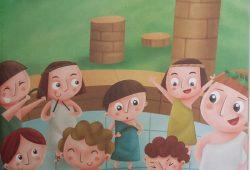 Cerita Dongeng Pendek Yunani : Seikat Bambu