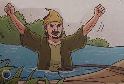 Cerita Dongeng Rakyat Sumatera Barat : Pak Lebai Malang