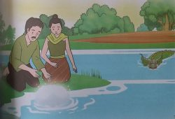Cerita Dongeng Sebelum Tidur : Kisah Putri Karang Melenu