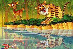 Cerita Dongeng Si Kancil dan Harimau