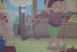 Cerita Dongeng Singkat Anak : Sepatu Pangeran Mino