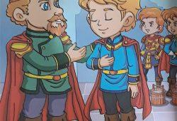 Cerita Dongeng Singkat Anak : Mencari Pangeran Jujur