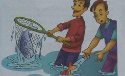 Cerita Dongeng Singkat Italia Kisah Tiga Ikan