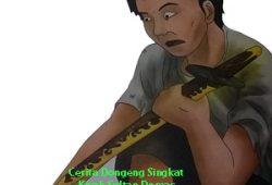 Cerita Dongeng Singkat : Kisah Sultan Domas