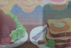 Cerita Dongeng Terbaru : Petualangan Lili dan Kue Raksasa