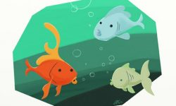 Cerita Dongeng Untuk Anak : Kisah Tiga Ikan Mas