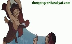 Cerita Rakyat Anak Si Pondik Yang Licik