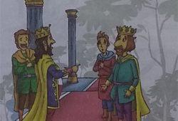 Cerita Rakyat Barat : Pangeran Babas Yang Kasar