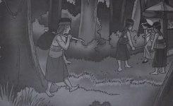 Cerita Rakyat Dari Nusantara Skolong dan Cue