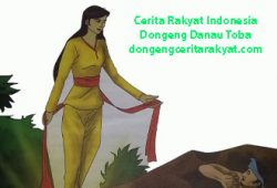 Cerita Rakyat Indonesia : Dongeng Danau Toba