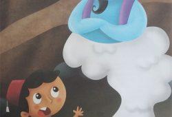 Cerita Rakyat Iran : Kisah Aladin dan Jin Teko Ajaib