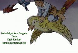 Cerita Rakyat Nusa Tenggara Timur : Suri Ikun