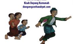 Cerita Rakyat Riau : Legenda Dayang Kumunah