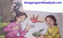 Cerita Rakyat Sulawesi Utara : Kisah Burung Kekekow