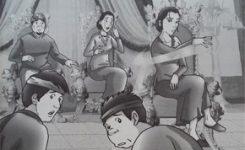 Cerita Rakyat Telaga Warna Dari Jawa Barat