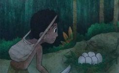 Cerita Rakyat Yang Singkat dari Papua Barat