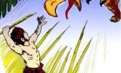 Cerita Rakyat dari Sulawesi Tenggara : Ksatria Dan Burung Garuda
