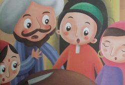 Cerpen Anak Singkat : Dheda dan Lima Butir Kentang