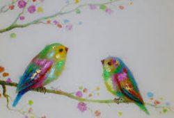Cerpen Rakyat Singkat dari Amerika Serikat : Warna Bulu Burung