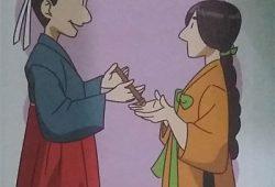 Contoh Cerita Bergambar Untuk Anak SD dari Korea Selatan