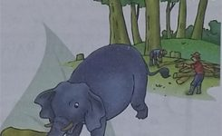 Contoh Cerita Dongeng Rakyat Gajah Putih Milik Raja