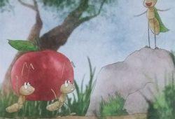 Contoh Cerita Fabel Anak : Kisah Belalang Yang Sombong