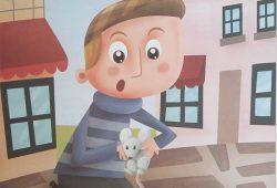 Contoh Dongeng Anak Anak Prancis Terpopuler : Cerita Sam dan Malmo