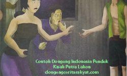 Contoh Dongeng Indonesia Pendek dari Riau