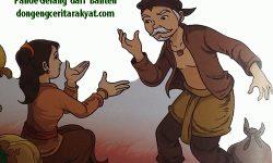 Dongeng Sunda : Asal Usul Kota Pandeglang