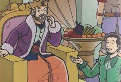 Contoh Dongeng Yang Mendidik Karya HC Andersen : Baju Baru Kaisar