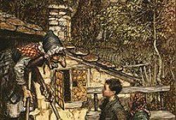 Dongeng Anak Dunia dari Jerman : Hansel dan Gretel