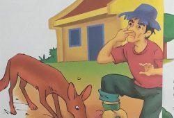 Dongeng Anak Jepang : Shiro Anjing Penemu Harta Karun