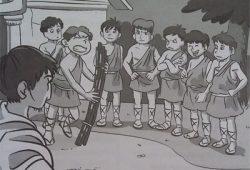 Dongeng Anak Pendek Penuh Hikmah dari Yunani