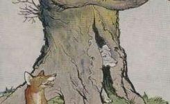 Dongeng Binatang Singkat Kisah Seekor Serigala dan Ayam