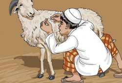 Dongeng Cerita Bahasa Indonesia : Gopal yang cerdik