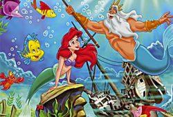 Dongeng Cerita Rakyat Putri Duyung dan Lumba-lumba