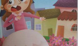 Dongeng Cerita Rakyat Spanyol : Legenda Bunga Ceri