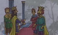 Dongeng Prancis Pangeran Berhidung Besar