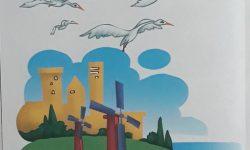 Dongeng Rakyat Belanda : Burung Bangau Mencintai Holland