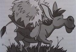 Dongeng Sebelum Tidur Untuk Anak : Kisah Keledai