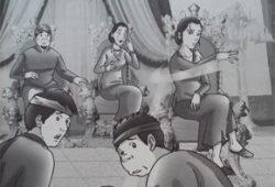 Dongeng Legenda Rakyat : Asal Mula Telaga Warna