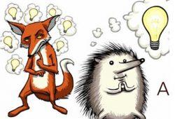 Dongeng dan Cerita Anak : Serigala dan Landak