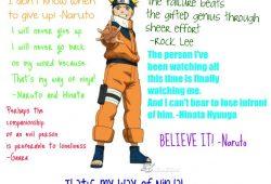 Kata-Kata Mutiara Uzumaki Naruto Ninja Konoha