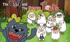 Kisah Serigala dan Tujuh Anak Domba