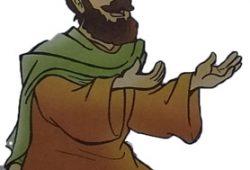 Kumpulan Cerita Anak Islami : Kisah Nabi Zulkifli AS