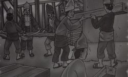 Kumpulan Cerita Anak Kalimantan : Kisah Pangeran Biawak