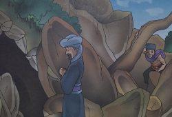 Kumpulan Cerita Betawi : Si Jampang Dan Pangeran Sarif