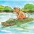 Kumpulan Cerita Dongeng Buaya dan Monyet