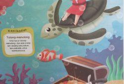 Kumpulan Dongeng Singkat Jepang : Taro dan Penyu Laut