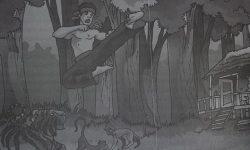Kumpulan Kisah Legenda : Bujang Awang Tabuang
